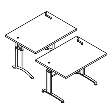 Image of Adjustable Desks