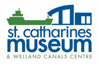 St. Catharines Museum and Welland Canals Centre logo