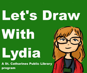 Let's Draw with Lydia
